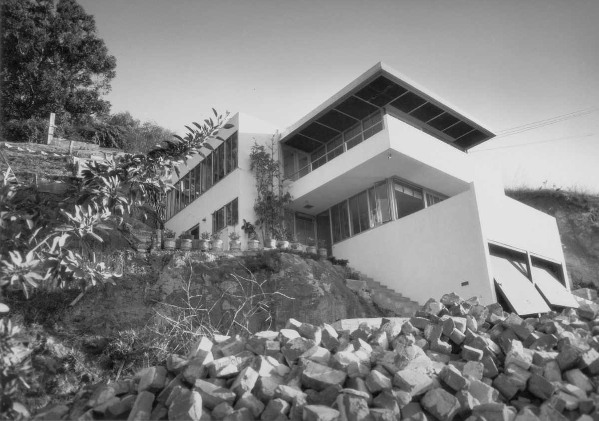 Koblick (Harry) House - Richard Neutra - Julius Shulman