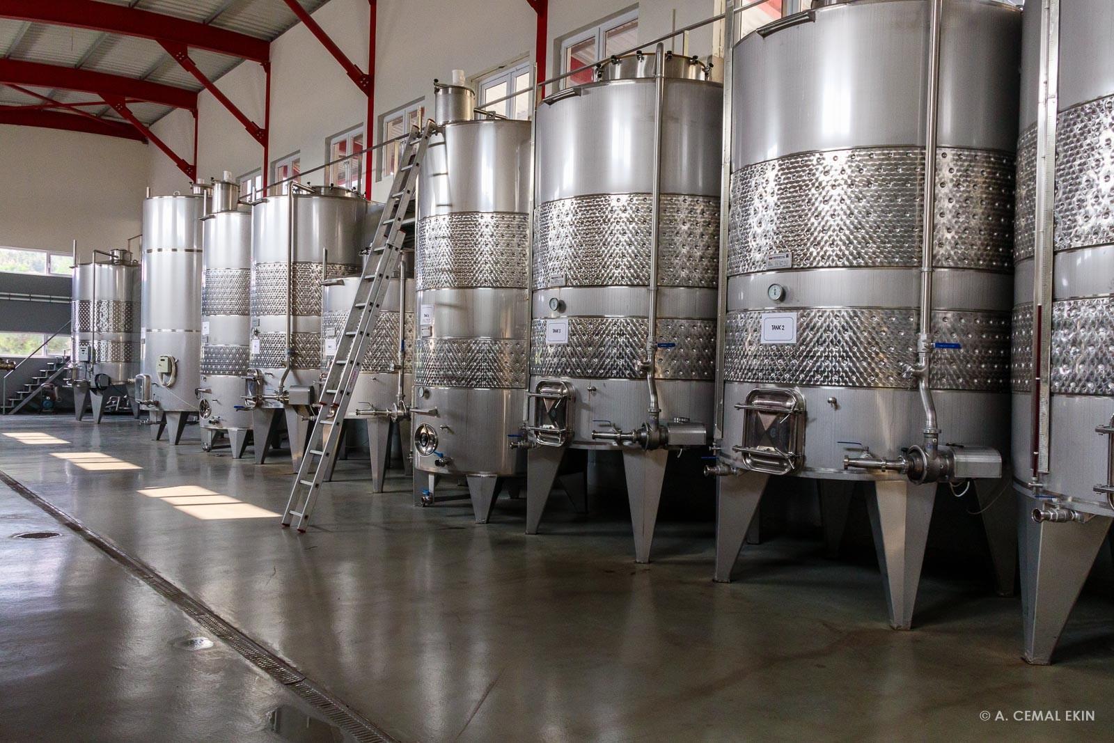 Ma'Adra Winery stage one