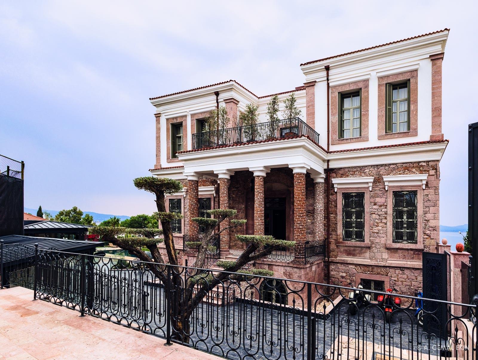 Despot House, Cunda