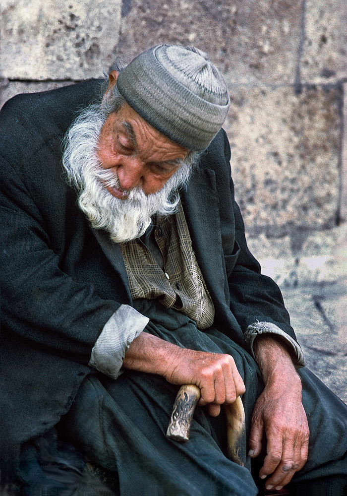 Old Man of Adana