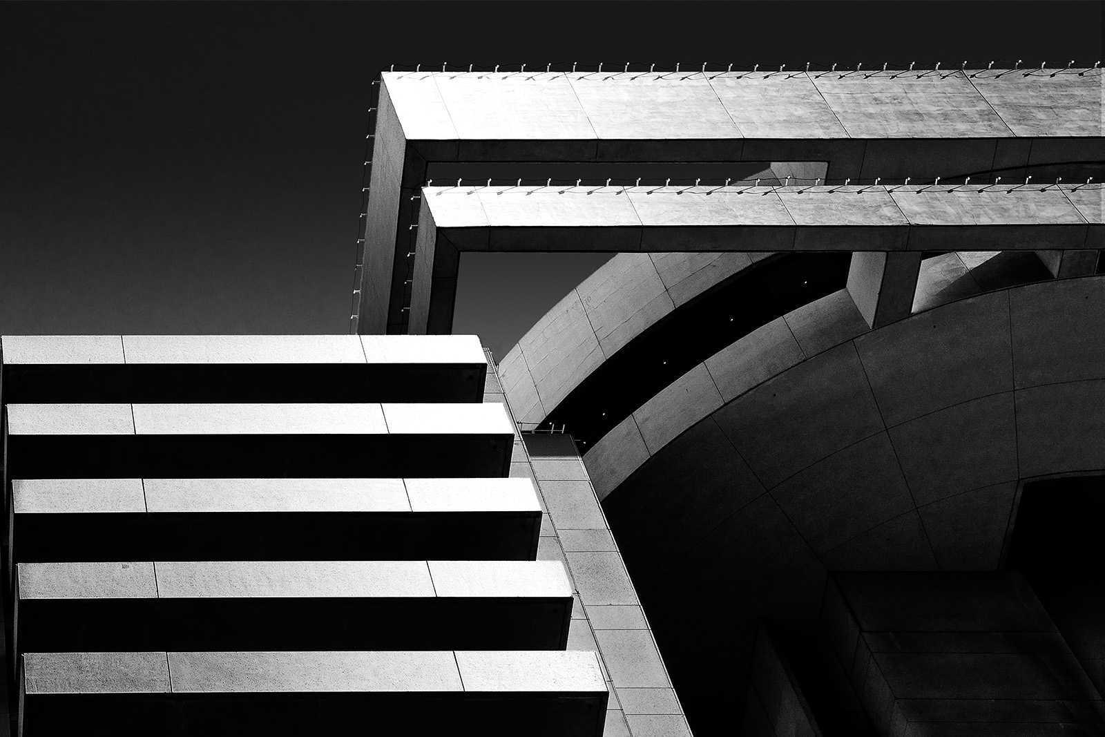 Balcony by Larry Dunn