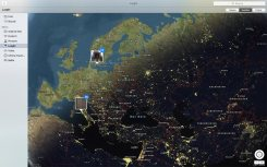 Apple Foto - Mappa