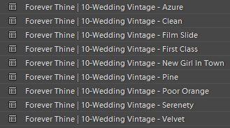 lightroom presets wedding sleeklens-wedding-forever-thine-preset-lightroom-preset-vintage
