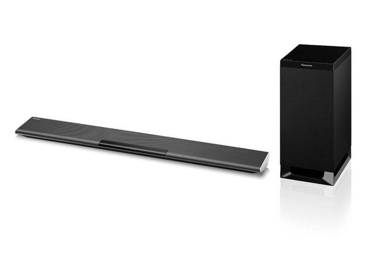 Soundbar 2.1 - Panasonic HTB485EGK