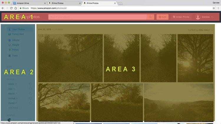 Interfaccia Prime Foto