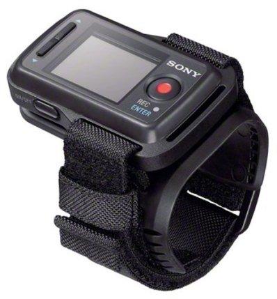 Sony FDR X1000V - telecomando 2