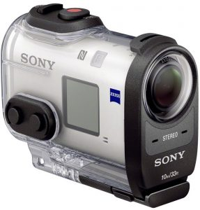Sony FDR X1000V - Custodia impermabile