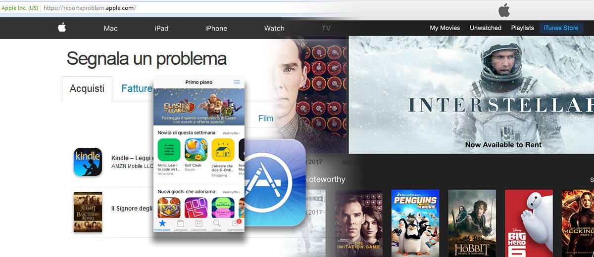 Apple rimborso - Featured