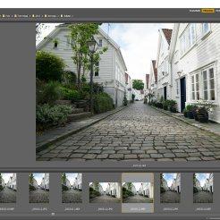 Adobe Bridge - Interfaccia