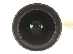 Acquisto obiettivo usato - lente frontale