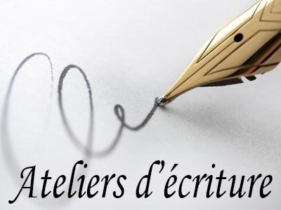 Ateliers d'écriture saison 2018-2019