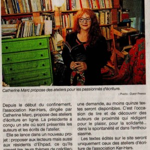 Article Ouest- France