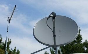 Συντονισμός δορυφορικού πιάτου