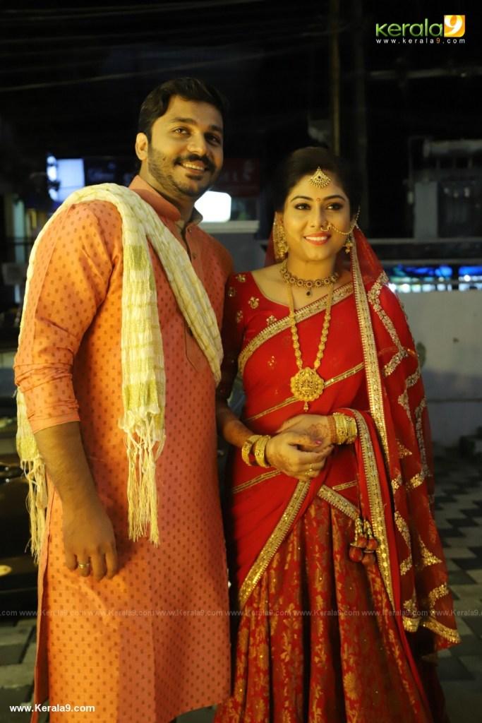 Anjali Nair Brother Ajay Wedding Reception photos 006