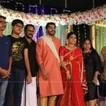 Anjali Nair Brother Ajay Wedding Reception photos 054