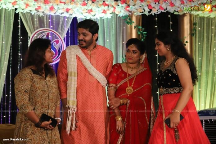 Anjali Nair Brother Ajay Wedding Reception photos 055