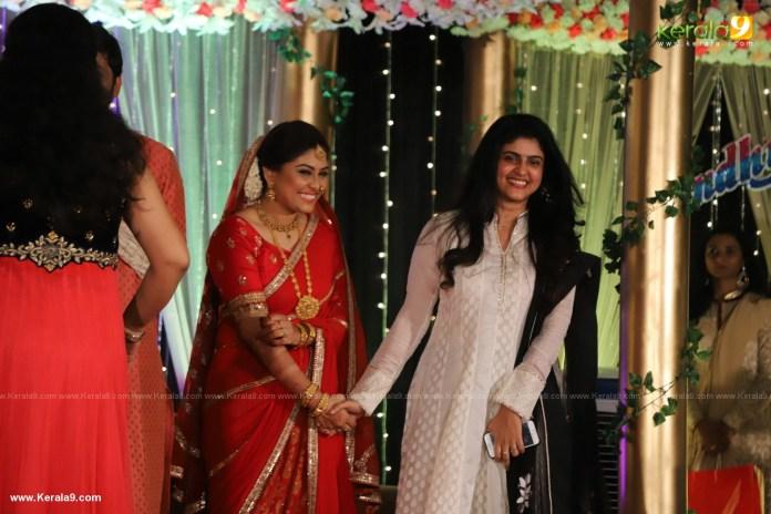 Anjali Nair Brother Ajay Wedding Reception photos 059