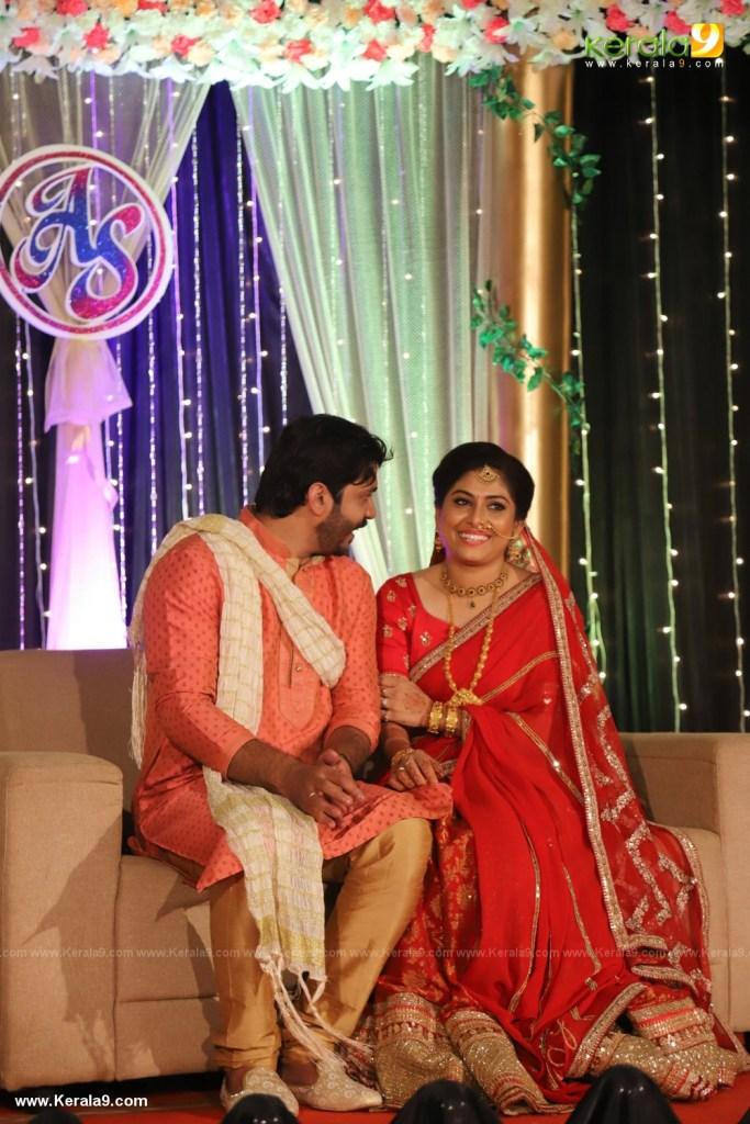 Anjali Nair Brother Ajay Wedding Reception photos 087