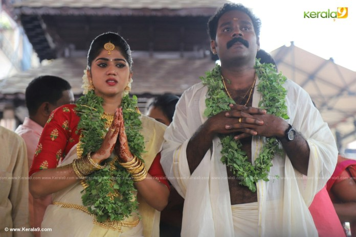 Senthil Krishna Rajamani Marriage Photos 078