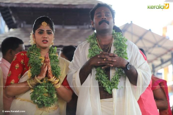 Senthil Krishna Rajamani Marriage Photos 080