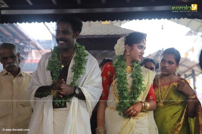 Senthil Krishna Rajamani Marriage Photos 110