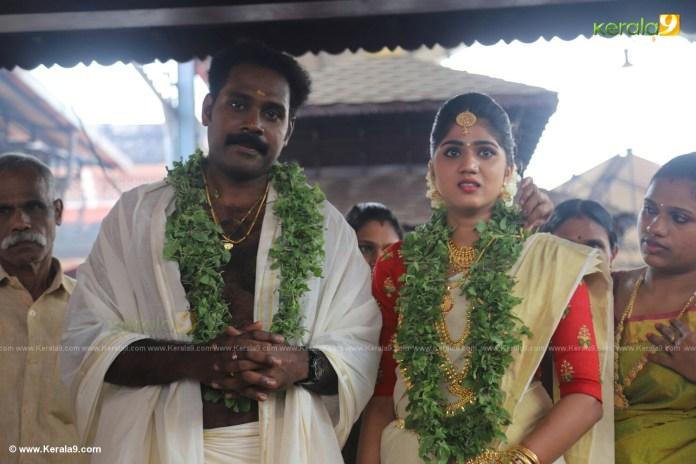 Senthil Krishna Rajamani Marriage Photos 117