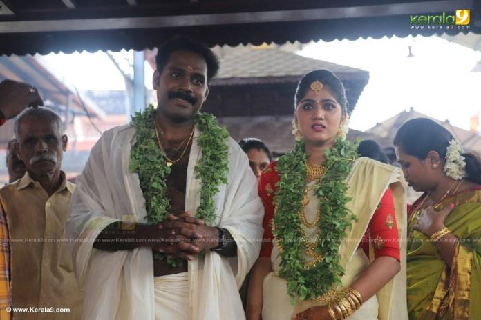Senthil Krishna Rajamani Marriage Photos 121