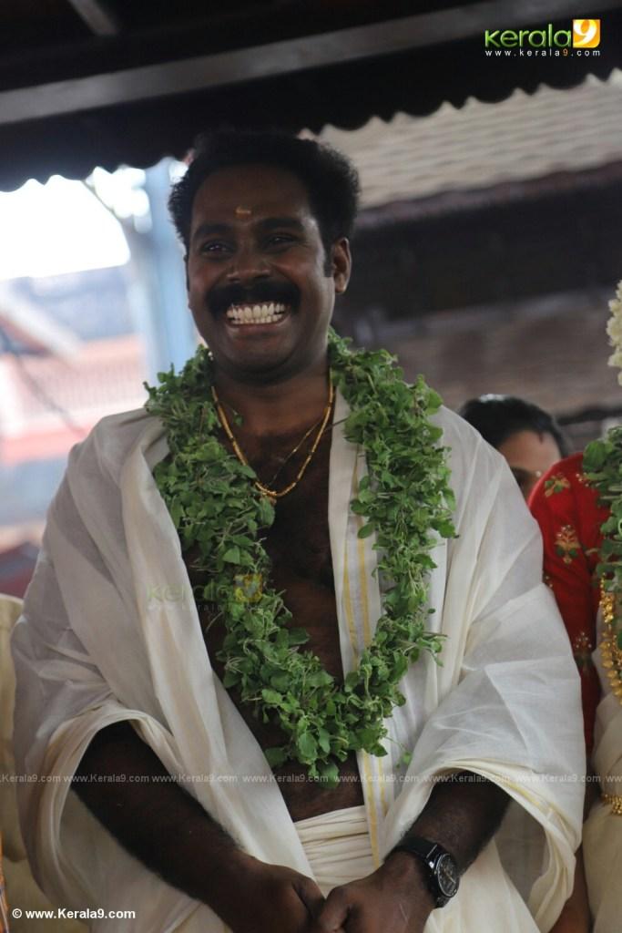 Senthil Krishna Rajamani Marriage Photos 122