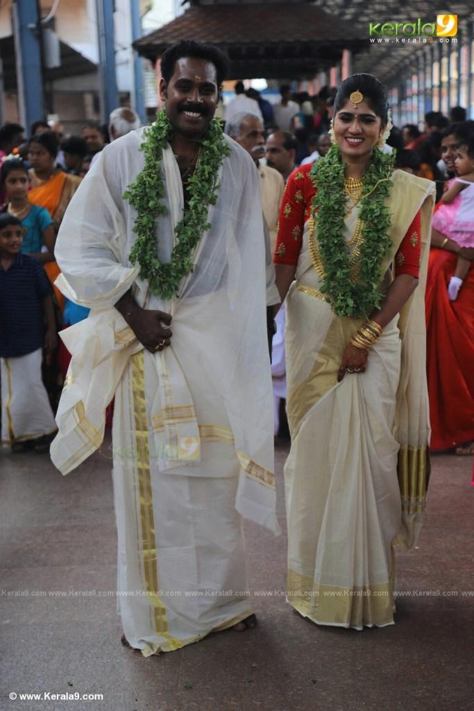 Senthil Krishna Rajamani Marriage Photos 153
