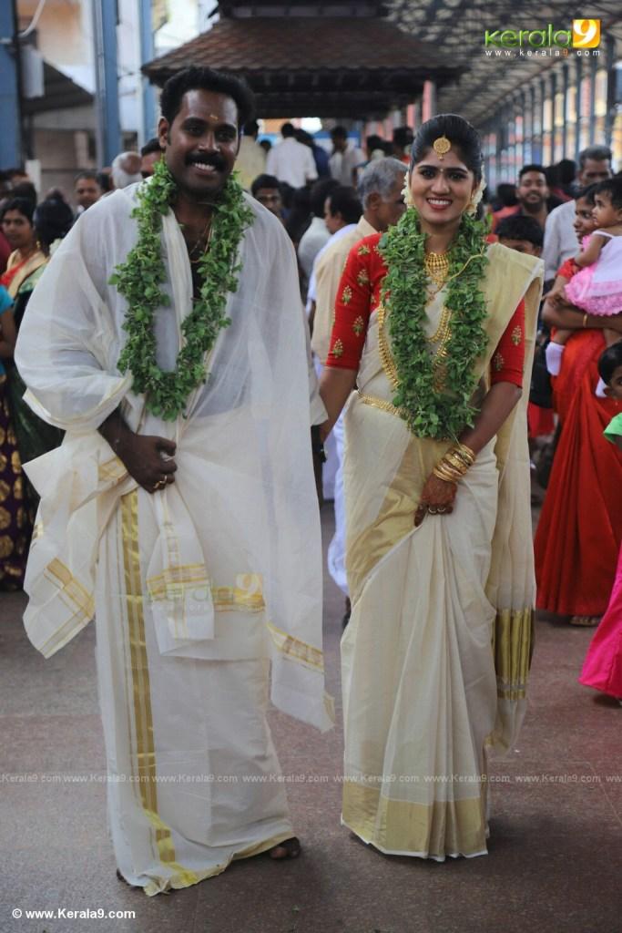 Senthil Krishna Rajamani Marriage Photos 158