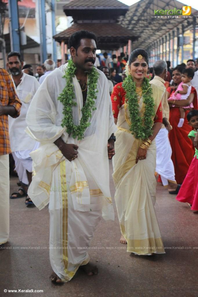 Senthil Krishna Rajamani Marriage Photos 160