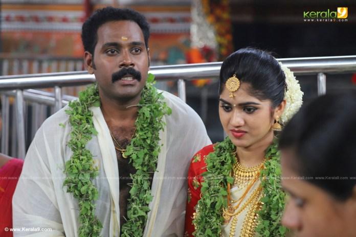Senthil Krishna Rajamani Marriage Photos 166