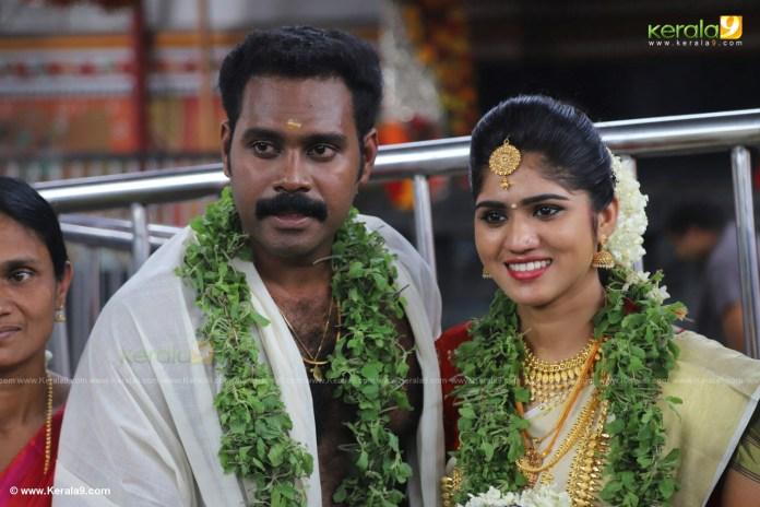 Senthil Krishna Rajamani Marriage Photos 169