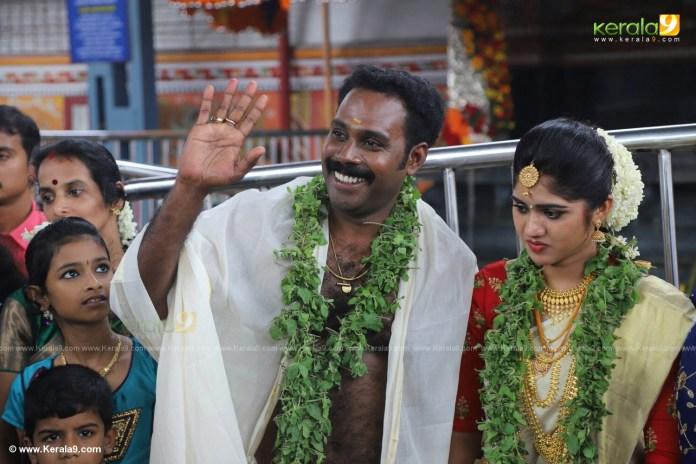 Senthil Krishna Rajamani Marriage Photos 177
