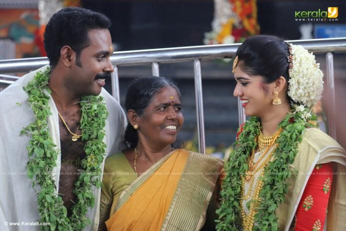 Senthil Krishna Rajamani Marriage Photos 185