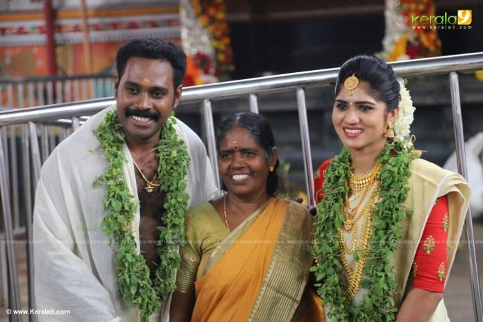 Senthil Krishna Rajamani Marriage Photos 186