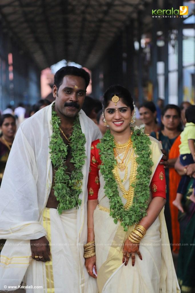 Senthil Krishna Rajamani Marriage Photos 195