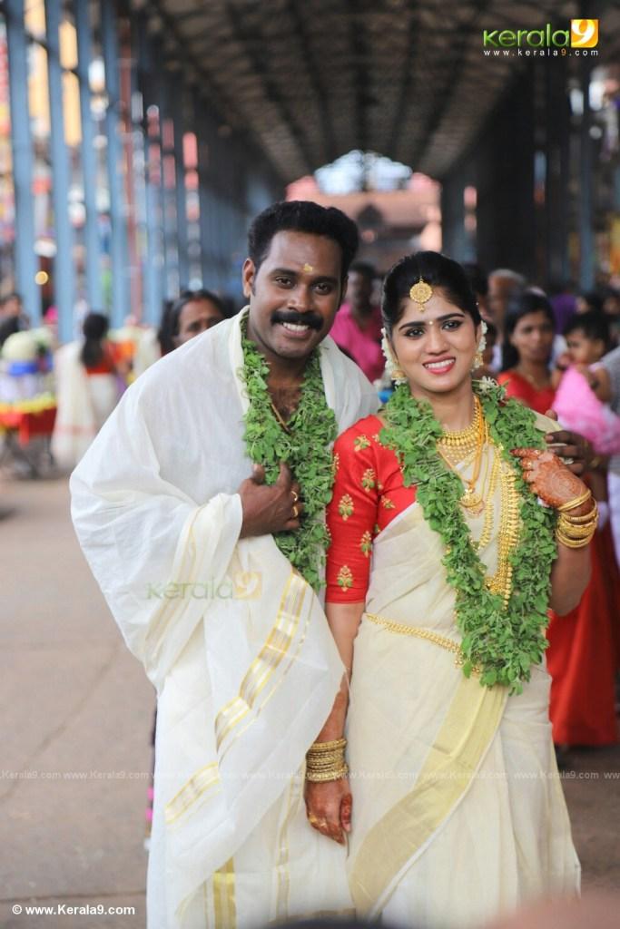 Senthil Krishna Rajamani Marriage Photos 204