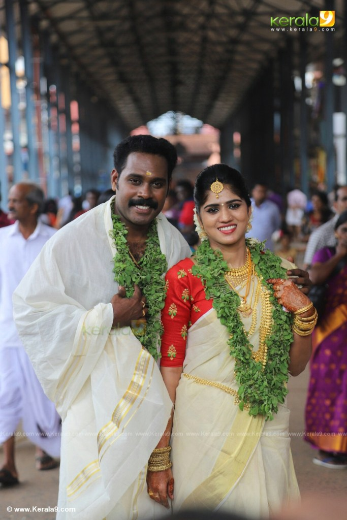 Senthil Krishna Rajamani Marriage Photos 205