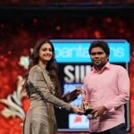 keerthy at siima awards 2019 photos 097