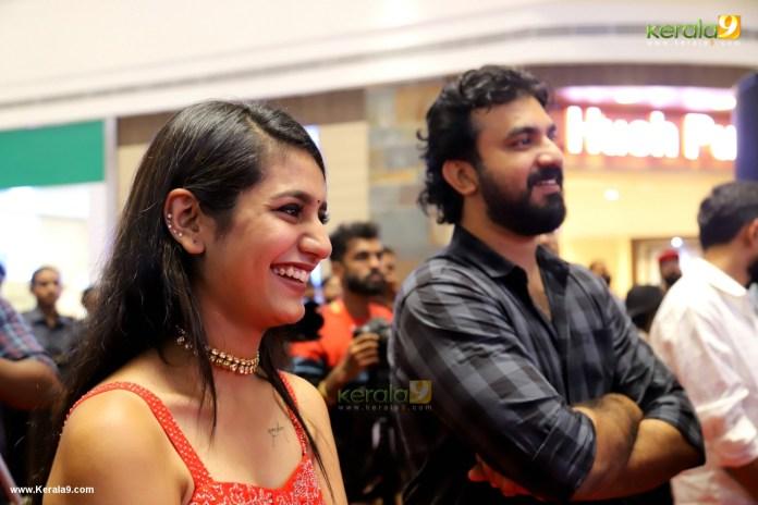 priya varrier at finals malayalam movie audio launch photos 001