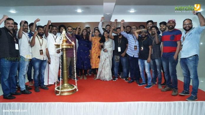 Aaha malayalam movie pooja photos 15
