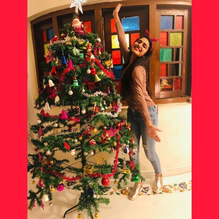 Actress And actors Christmas Celebration 2019 Photos 013