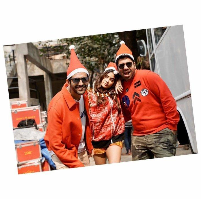 Actress And actors Christmas Celebration 2019 Photos w2 011