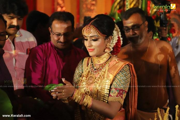 actress mahalakshmi marriage photos 046