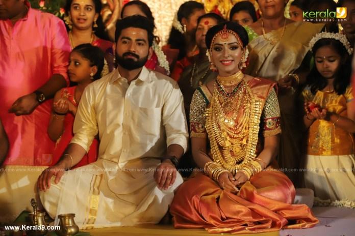 actress mahalakshmi marriage photos 051