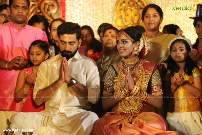 actress mahalakshmi marriage photos 052