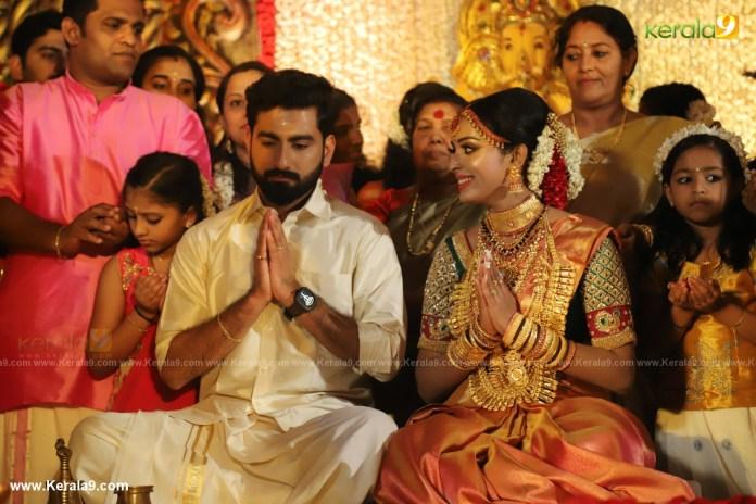 actress mahalakshmi marriage photos 053