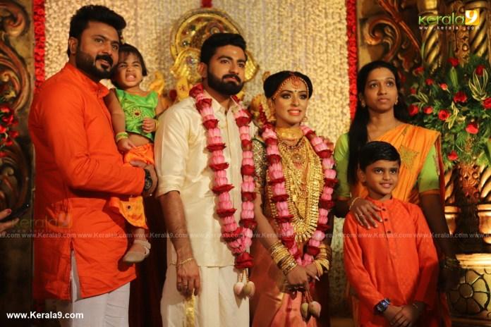 actress mahalakshmi marriage photos 090