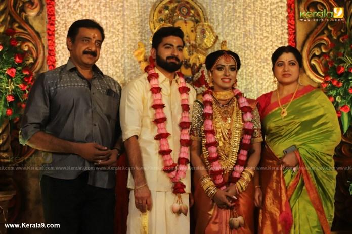 actress mahalakshmi marriage photos 096